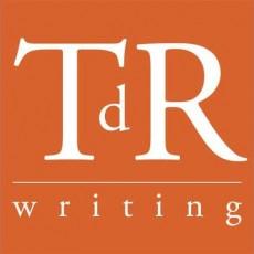 TDR Writing logo
