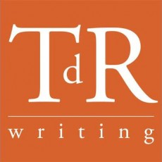 TDR Writing logo